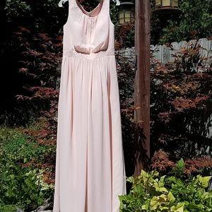 NWT, Bill Levkoff Petal Pink Formal Gown